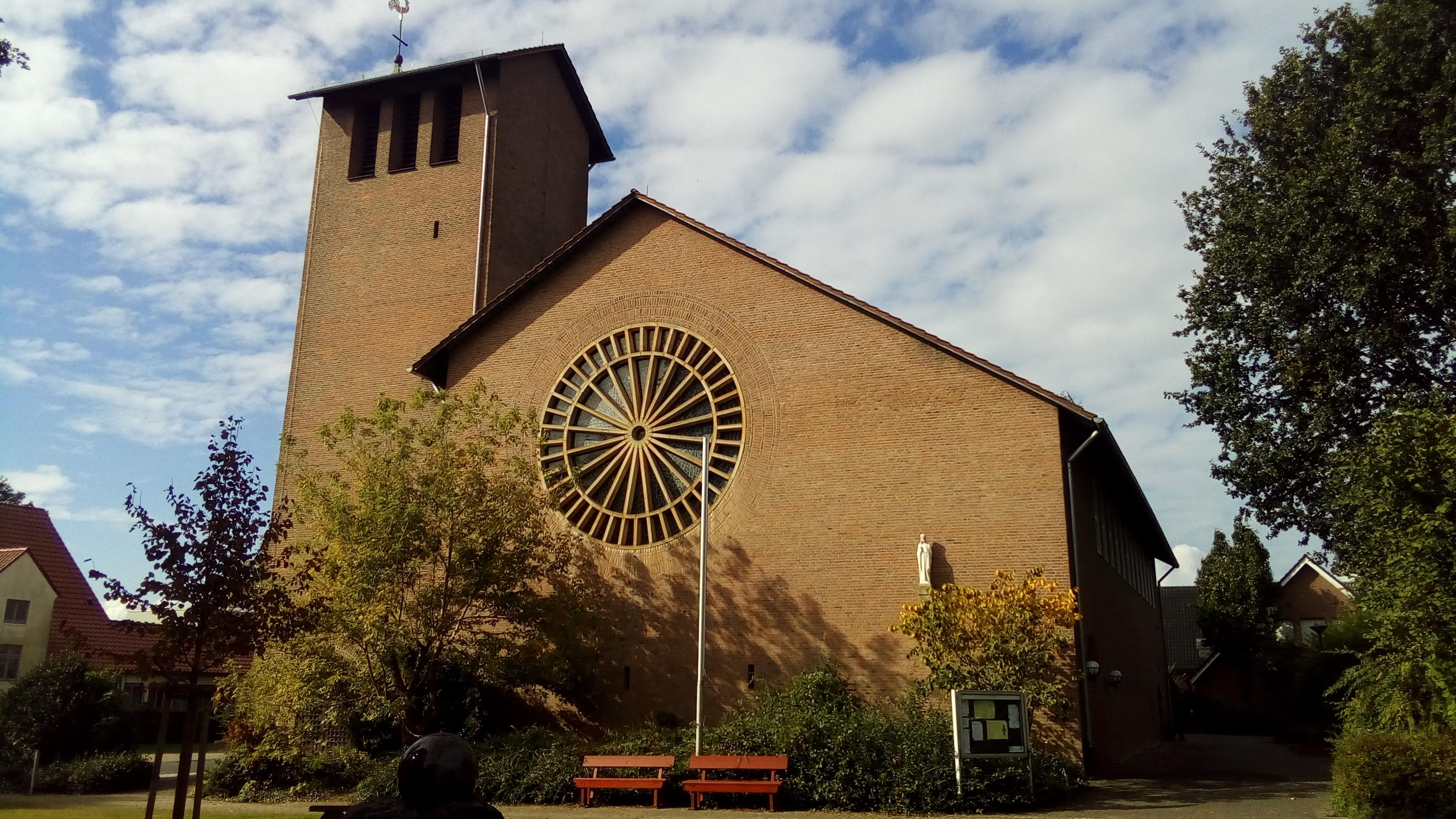Zum Stand der Beratungen über die Herz Jesu-Kirche
