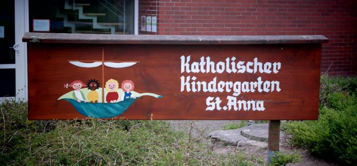 Stellenausschreibung Kindertagesstätte St. Anna